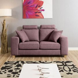 Large Modern Top Quality very Comfy Settee/Sofa 2 seater Beige Today2s