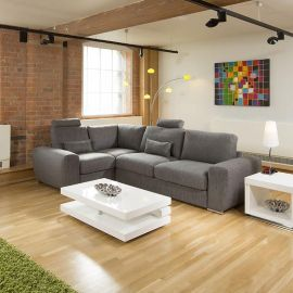 Massive Modern Deep Sofa Couch Corner Group Any Colour Grande 8RH
