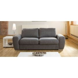 Quatropi Luxury Large Modern 3 Seater Sofa Couch 2.4m Grande 3S H Rest