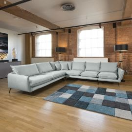 Beautiful Rachel Large Corner Modular Sofa Many Fabrics 3.2 x 3.05m