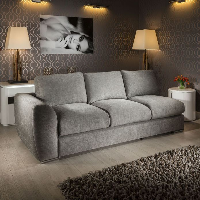 Quatropi Gala Range 210L Modular Sofa Settee 3 Seater Armed Section