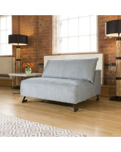 Effie Sofa Extension Middle Piece Made to Order Many Fabrics 1.22mtr