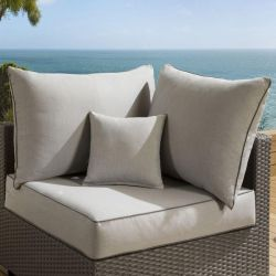 Cushion Cover Set fo JS12 SILVER 2017 UKFR