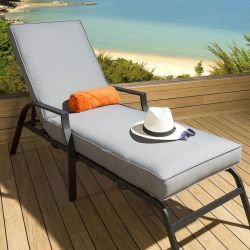 Spare A1911L Lounger Spare cushion cover set GREY