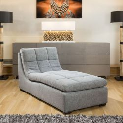 Relax Premium Desginer Sofa Middle Piece Single Chair / Chase 80cm Wide