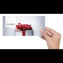 Purchase Gift vouchers for a loved one in denominations of £1