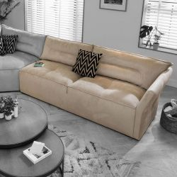 Salsa 3 Seater Right Armed Section 210cm 210PR
