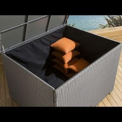 Liner for rattan box D