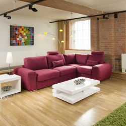 Massive Modern Deep Sofa Couch Corner Group Any Colour Grande 8LH