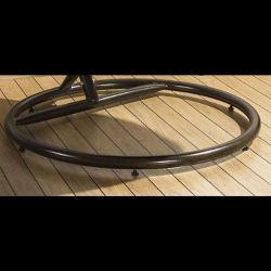 Spare NEW SD-06 single base ring for hanging chair Brown paint LS70012 LS70002