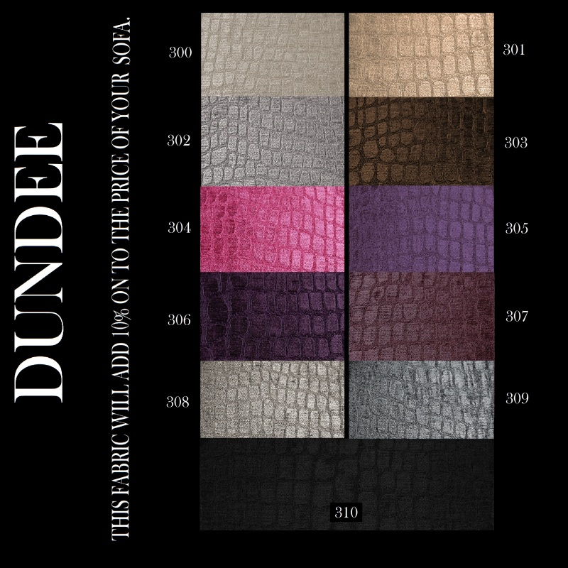 Dundee swatch
